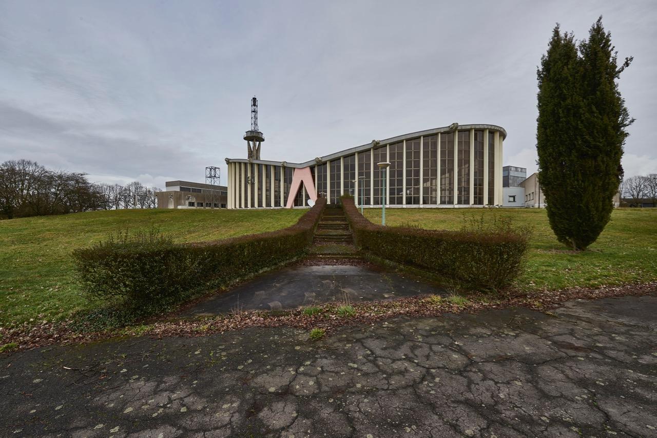 Felsberg Sendehalle Europe1 © Marco Kany