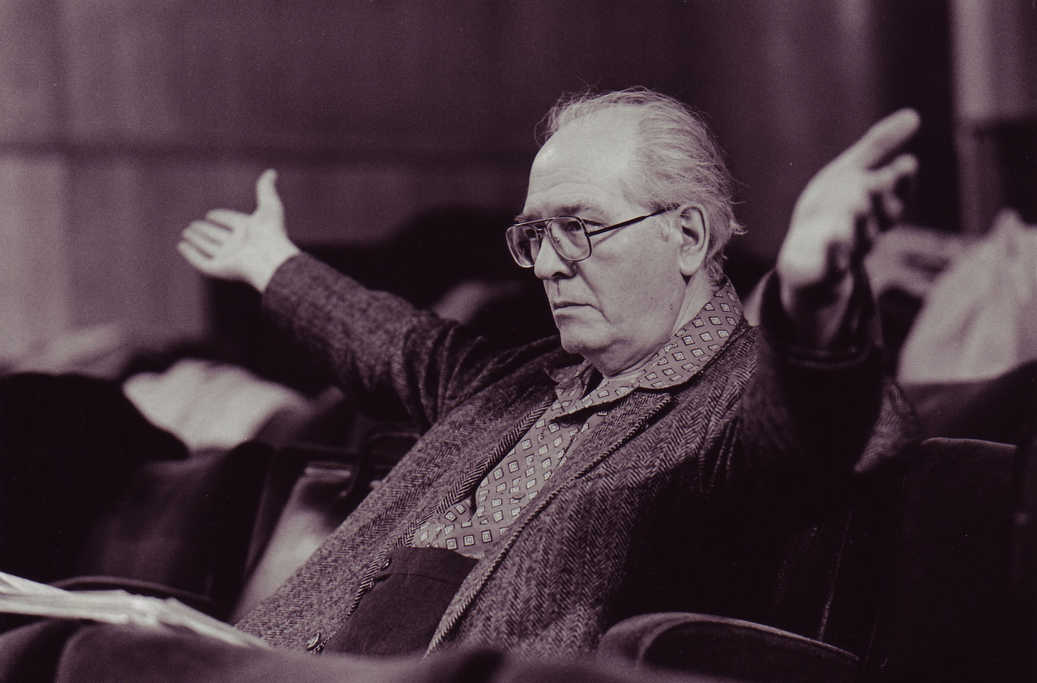 Olivier Messiaen © HFM Saar
